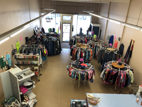 Canby MN Thrift Store