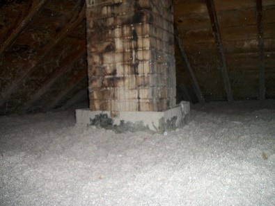 Weatherization Attic Insulation